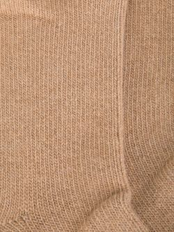 Вязаные Носки Erika Cavallini                                                                                                              Nude & Neutrals цвет