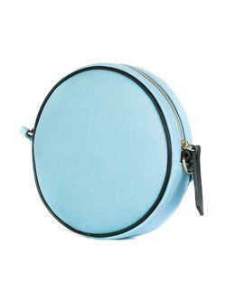 Сумка Через Плечо Круглой Формы Olympia Le-Tan                                                                                                              синий цвет