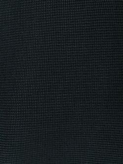 Топ С Укороченными Рукавами Issey Miyake Cauliflower                                                                                                              чёрный цвет