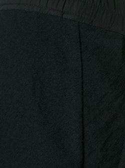 Укороченные Брюки С Заниженной Проймой Rick Owens                                                                                                              чёрный цвет