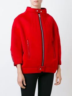 Объемная Куртка JUNYA WATANABE COMME DES GARCONS                                                                                                              красный цвет