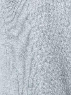 Трикотажная Удлиненная Туника T By Alexander Wang                                                                                                              серый цвет
