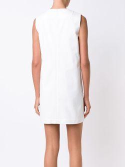 Платье С Вышивкой MINJUKIM                                                                                                              белый цвет