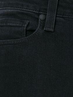 Слегка Расклешенные Джинсы Lou Lou Paige                                                                                                              чёрный цвет