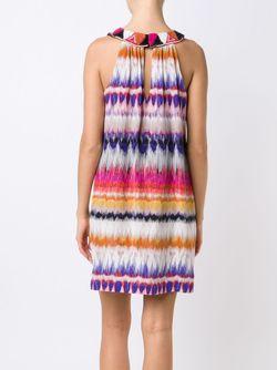 Платье С Узором Trina Turk                                                                                                              многоцветный цвет