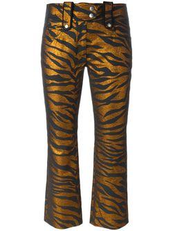 Укороченные Брюки Tiger Kenzo                                                                                                              серебристый цвет