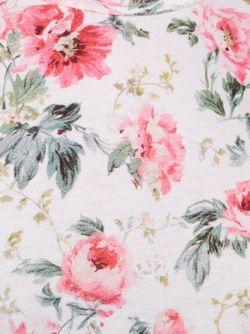 Кофта С Цветочным Рисунком Comme Des Garcons                                                                                                              белый цвет