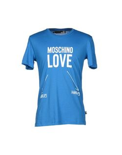 Футболка Love Moschino                                                                                                              None цвет