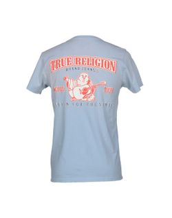 Футболка True Religion                                                                                                              None цвет