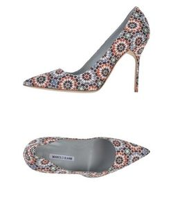 Туфли Manolo Blahnik                                                                                                              None цвет