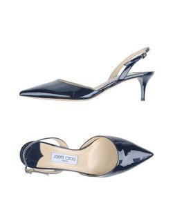 Туфли Jimmy Choo                                                                                                              синий цвет