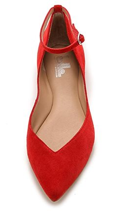Sable Ankle Strap Flats Belle By Sigerson Morrison                                                                                                              None цвет