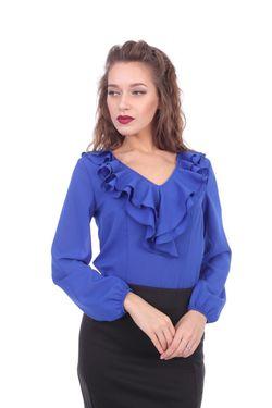 Блузка Gia-Marie                                                                                                              None цвет