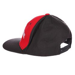 Бейсболка Academy Crimson Zoo York                                                                                                              красный цвет