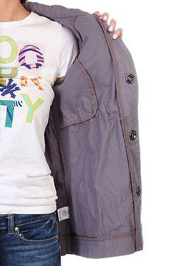 Куртка Женская Canvas Zoo Safarii Thun Storm Zoo York                                                                                                              серый цвет