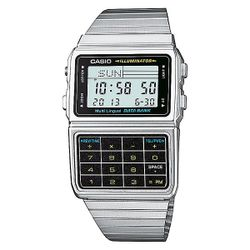 Часы Collection Dbc-611e-1e Grey Casio                                                                                                              серый цвет