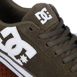 Кеды Кроссовки Низкие Dc Journal Shoe Dark Dcshoes                                                                                                              бежевый цвет