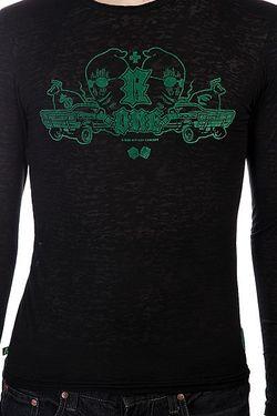 Лонгслив Lowride Black A-One                                                                                                              черный цвет