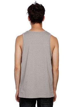 Майка H.E.L.L. Tank Top Ash Heather LRG                                                                                                              None цвет