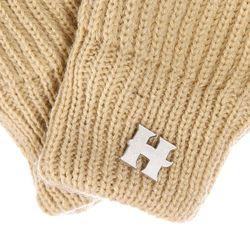 Варежки Женские Beatrice Gloves Beige Harrison                                                                                                              бежевый цвет