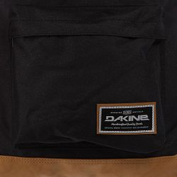 Рюкзак Detail 27l Black Dakine                                                                                                              черный цвет