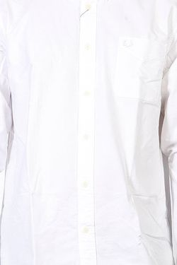 Рубашка Classic Oxford Shirt White Fred Perry                                                                                                              белый цвет