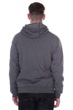 Толстовка New Volt Basic Zip Hood Heather Electric                                                                                                              None цвет