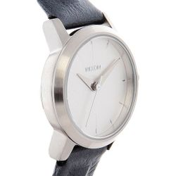 Часы Женские Kenzi Leather All Silver/Studded Nixon                                                                                                              None цвет