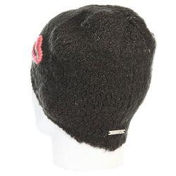 Шапка Женская Sunday Brown Animal                                                                                                              черный цвет