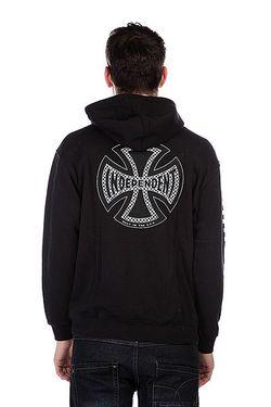 Кенгуру Finish Line Pullover Black Independent                                                                                                              чёрный цвет
