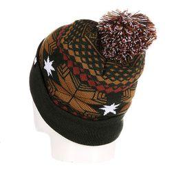Шапка С Помпоном Dc Pinecone Hats Kombu Dcshoes                                                                                                              None цвет