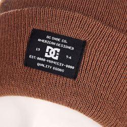 Шапка Dc Portspy Hats Rubber Dcshoes                                                                                                              бежевый цвет