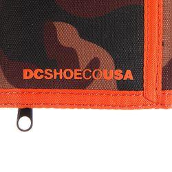 Кошелек Dc Ripstop Le Wllt Camo Dcshoes                                                                                                              оранжевый цвет