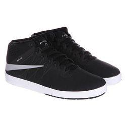 Кеды Кроссовки Высокие Paul Rodriguez Ctd Mid Nike                                                                                                              чёрный цвет