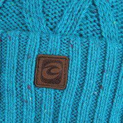 Шапка С Помпоном Женская Neottie Beanie Bluebird Rip Curl                                                                                                              голубой цвет