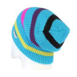 Шапка Носок Daily Stripe Cmyk/Square Neff                                                                                                              голубой цвет