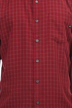 Рубашка В Клетку Eldridge Brick Marmot                                                                                                              красный цвет
