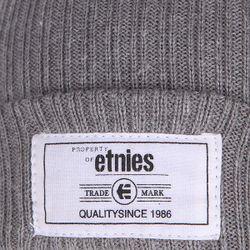 Шапка Classic Beanie Grey/Heather Etnies                                                                                                              серый цвет