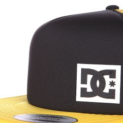 Бейсболка Dc Blanderson Hats Black/Freesia Dcshoes                                                                                                              оранжевый цвет