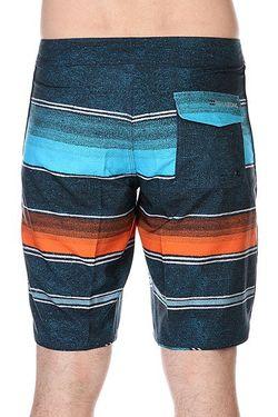 Шорты Пляжные Barra X Orange Billabong                                                                                                              синий цвет