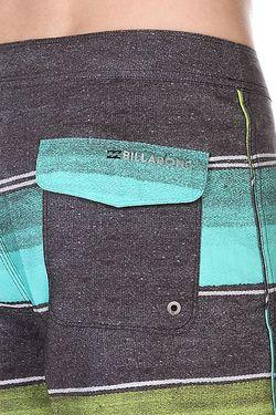 Шорты Пляжные Barra X Mint Billabong                                                                                                              голубой цвет