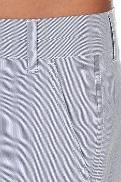 Шорты Truro Short Seersucker Penfield                                                                                                              голубой цвет