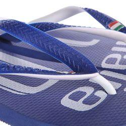 Вьетнамки Sten Teams Blue/White Havaianas                                                                                                              синий цвет