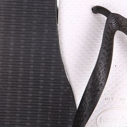 Вьетнамки Sten Tradicional White/Black Havaianas                                                                                                              чёрный цвет