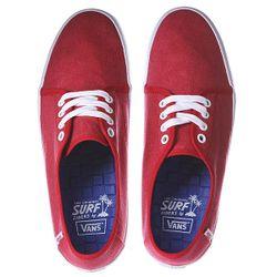 Кеды Кроссовки Низкие Costa Mesa Chili Pepper Vans                                                                                                              красный цвет