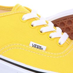 Кеды Кроссовки Authentic Yellow/True White Vans                                                                                                              желтый цвет