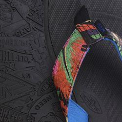 Шлепанцы Nexpa Synthetic Multi/Black Vans                                                                                                              многоцветный цвет