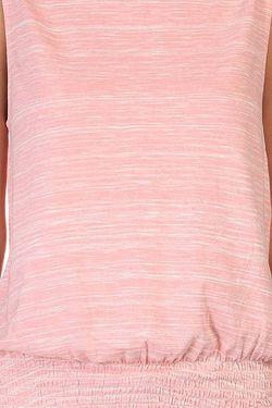 Топ Женский Terra Mar Bloom Pink Ikat Roxy                                                                                                              розовый цвет