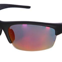 Очки Fractal Black Satin/Red Chrome Dot Dash                                                                                                              чёрный цвет
