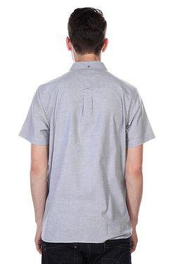 Рубашка Harris Shirt Gray Nixon                                                                                                              None цвет